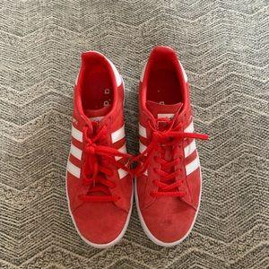 Red Campus Adidas